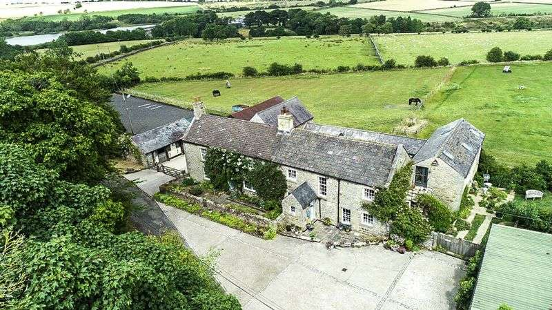 3 Bedrooms Property for sale in Fine House Farm, Kiln Pit Hill, Northumberland