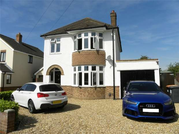 3 Bedrooms Detached House for sale in Barkers Lane, Bedford