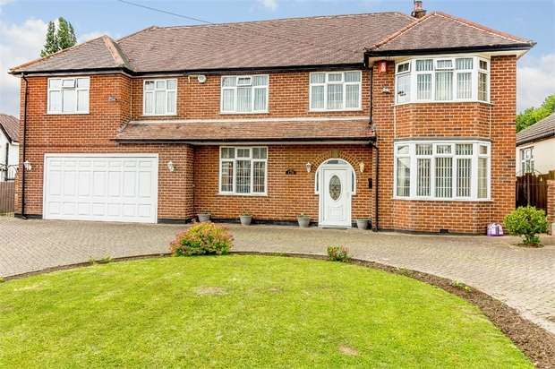 6 Bedrooms Detached House for sale in Stenson Road, Derby