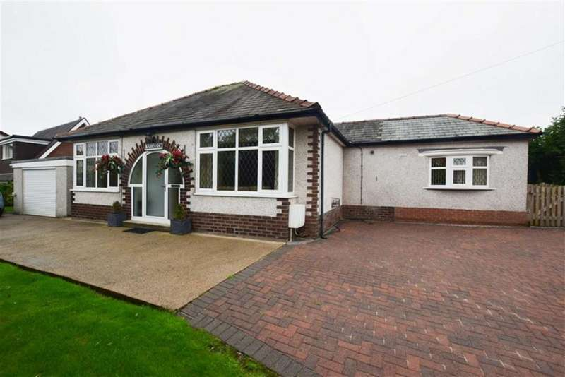 3 Bedrooms Detached Bungalow for sale in North Scale, Barrow In Furness, Cumbria