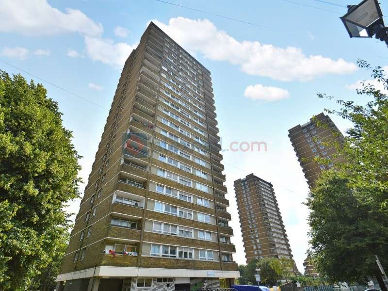 2 Bedrooms Flat for sale in Daling Way, Bow E3