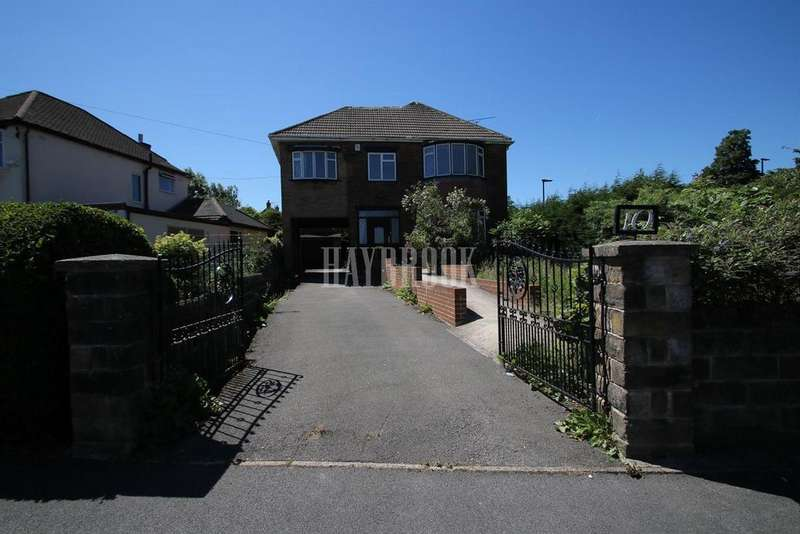4 Bedrooms Detached House for sale in Bowman Drive, Charnock, S12