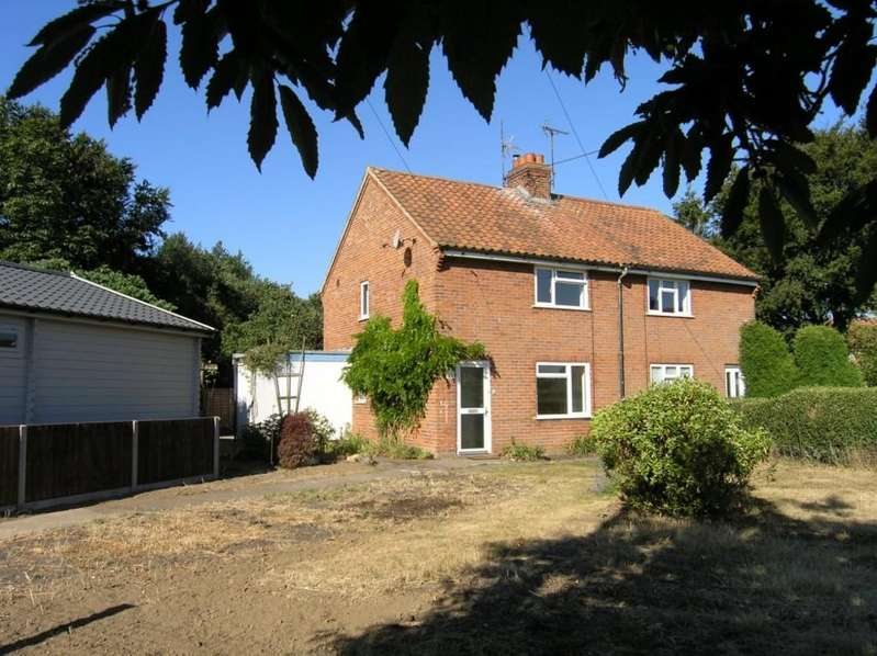 3 Bedrooms Semi Detached House for sale in Church Lane, Walberswick