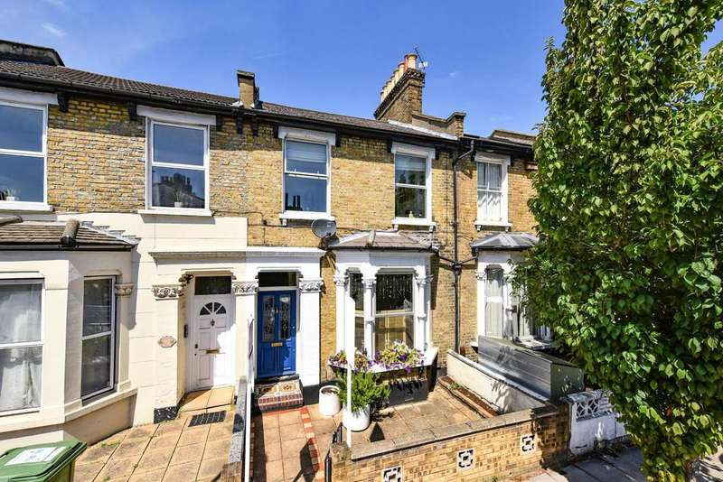3 Bedrooms Terraced House for sale in Arbuthnot Road, Telegraph Hill