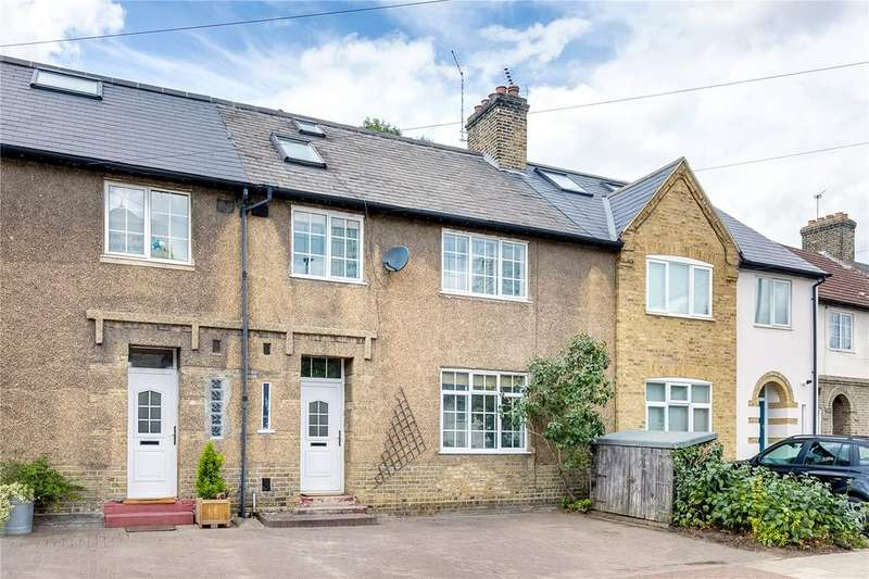 4 Bedrooms Terraced House for sale in Buckhold Road, Wandsworth, London