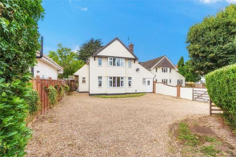 4 Bedrooms Detached House for sale in Thorney Lane South, Richings Park, Buckinghamshire