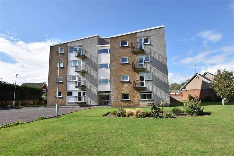 3 Bedrooms Apartment Flat for sale in 18 Goukscroft Court, Doonfoot, KA7 4DL