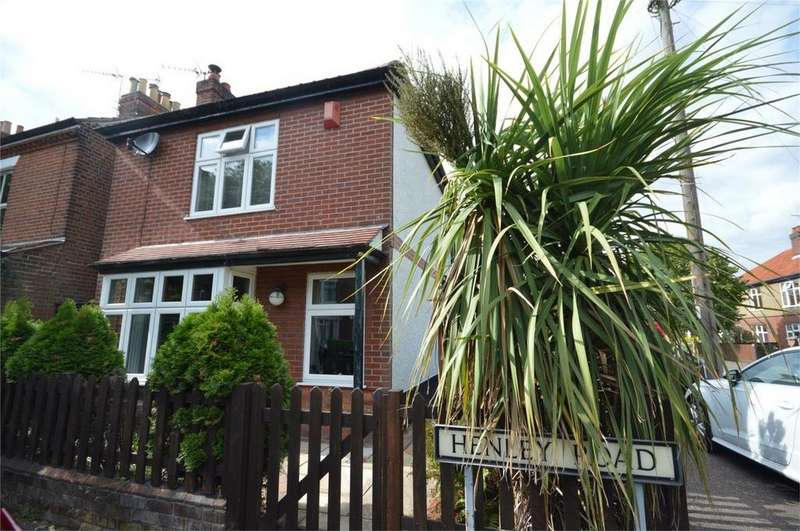 3 Bedrooms Detached House for sale in Henley Road, Norwich, Norfolk