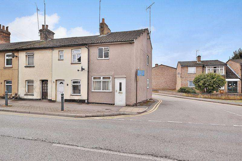 2 Bedrooms End Of Terrace House for sale in Church Street, Leighton Buzzard