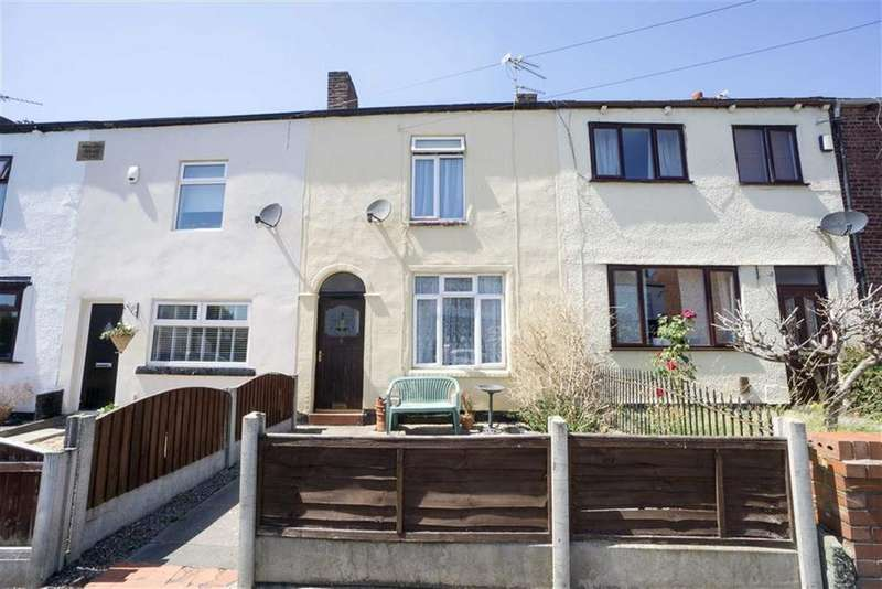 2 Bedrooms Terraced House for sale in Leigh Road, Westhoughton