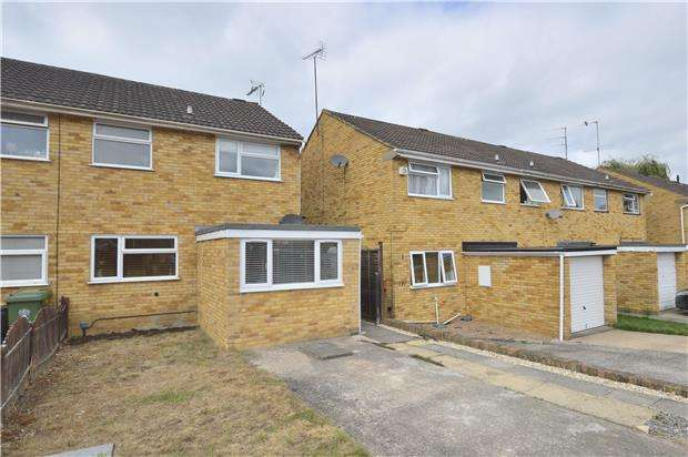 3 Bedrooms End Of Terrace House for sale in Windyridge Gardens, GL50 4TA