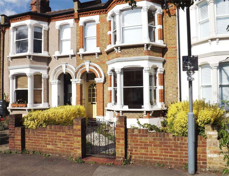 3 Bedrooms Terraced House for sale in Addison Road, London