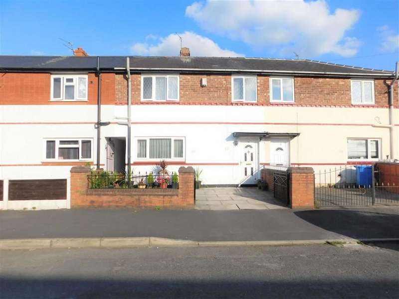 3 Bedrooms Terraced House for sale in Saltney Avenue, Manchester