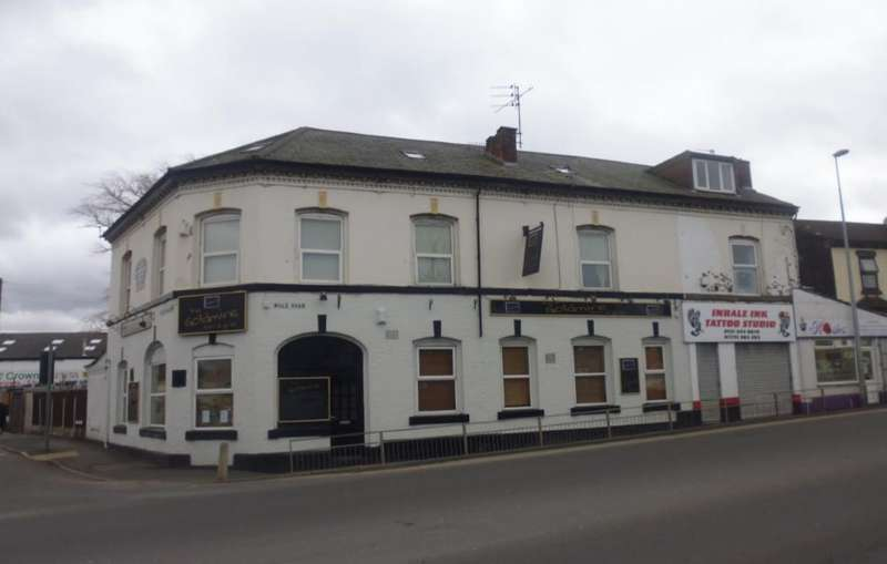 Commercial Property for sale in The Goldmine Bar & Grill, 419 Hale Road, Widnes, Cheshire
