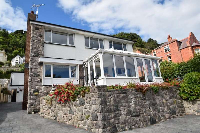 3 Bedrooms Link Detached House for sale in Church Walks, Llandudno