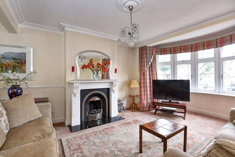 3 Bedrooms Semi Detached House for sale in Court Road South Norwood SE25