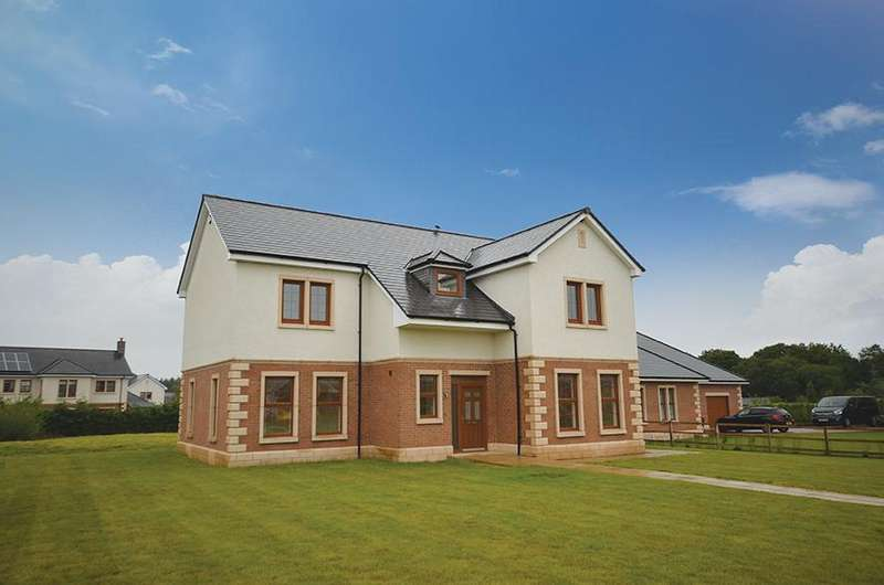 4 Bedrooms Detached Villa House for sale in 3 Howford, Ballochmyle Estate, Mauchline, KA5 6JU