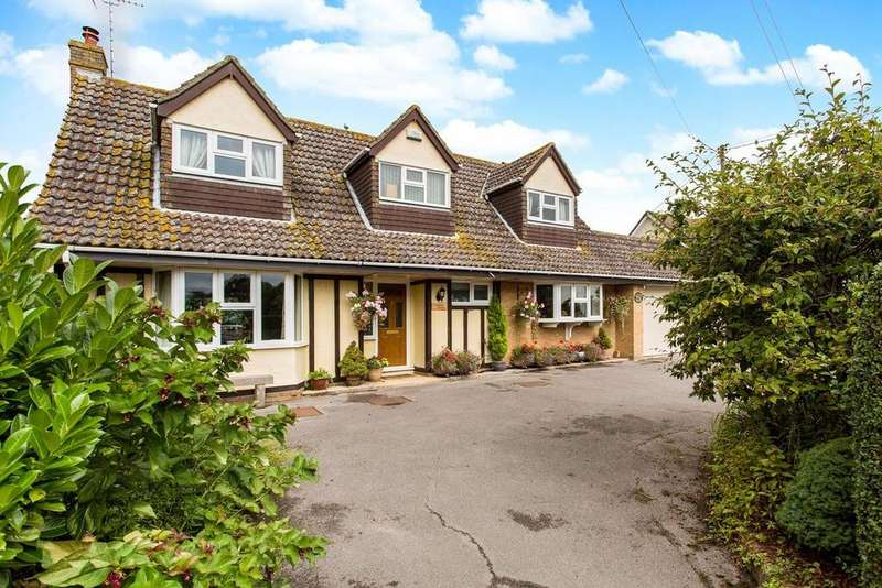 4 Bedrooms Detached House for sale in Church End, Shalford, Braintree, Essex, CM7