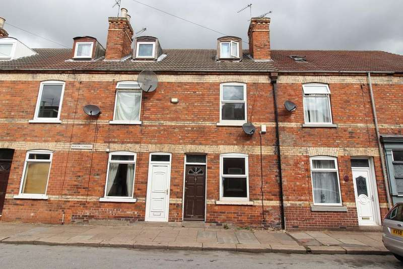 3 Bedrooms Terraced House for sale in Trent Street, Gainsborough