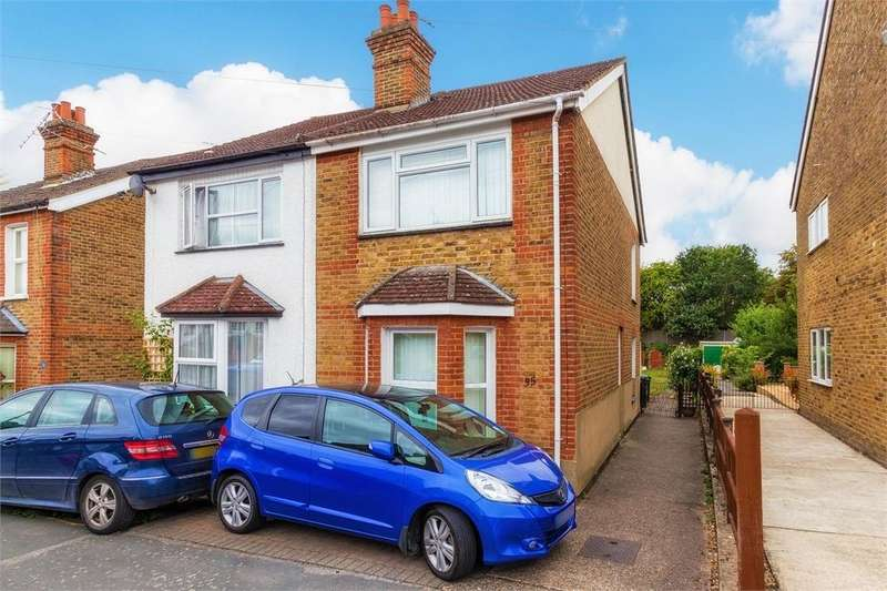 3 Bedrooms Semi Detached House for sale in Milner Road, Burnham, Buckinghamshire