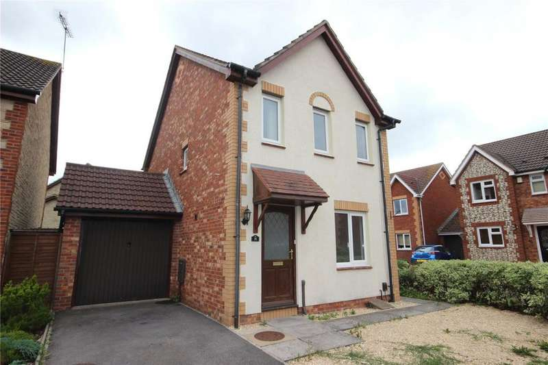 3 Bedrooms Detached House for sale in Juniper Way, Bradley Stoke, Bristol, BS32