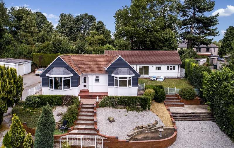 4 Bedrooms Detached Bungalow for sale in Normanton Hill, Richmond