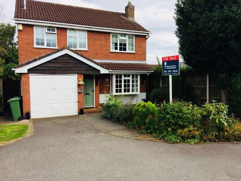4 Bedrooms Detached House for sale in Kingcup Close, Leicester Forest East, Leicester, Leicestershire, LE3 3JU