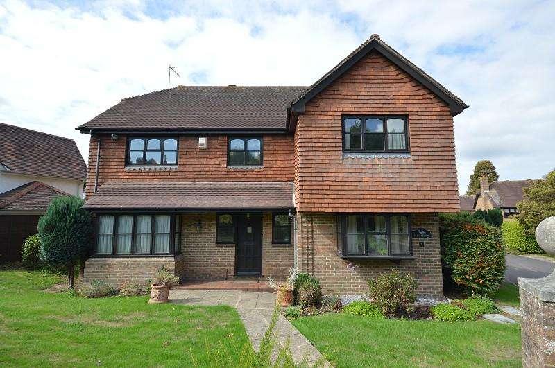 5 Bedrooms Detached House for sale in Bourne Grove, Agates Lane, Ashtead, Surrey. KT21 2NX