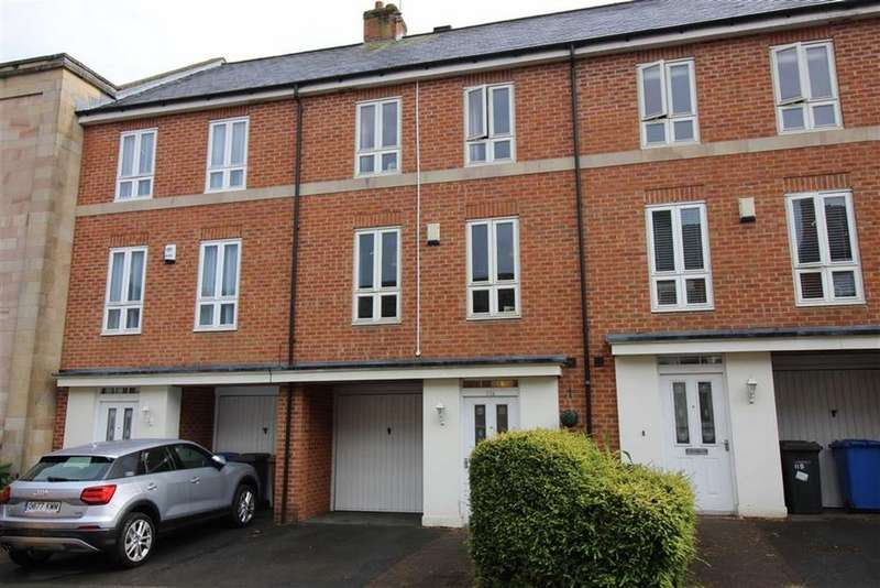 3 Bedrooms Town House for sale in Edward Street, Derby