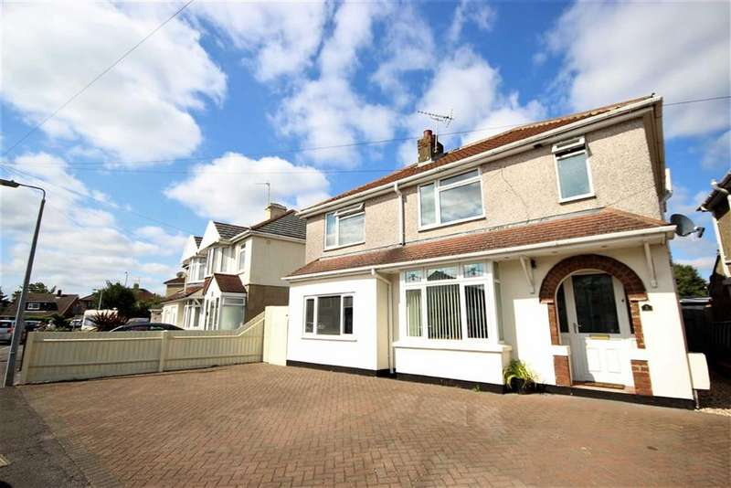 4 Bedrooms Detached House for sale in Churchward Avenue, Rodbourne Cheney, Swindon