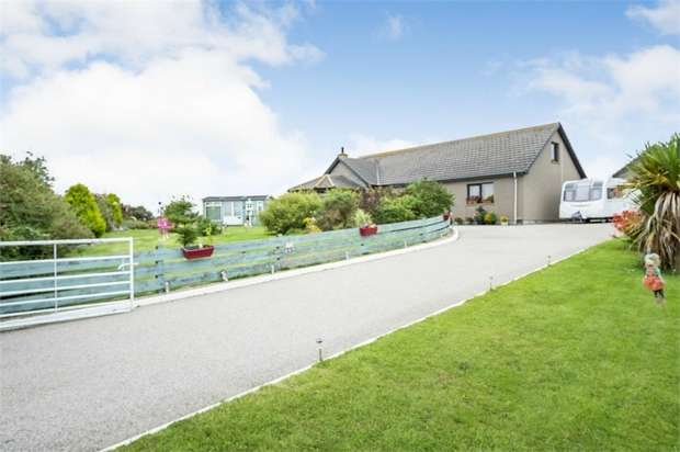 3 Bedrooms Detached Bungalow for sale in St Fergus, Peterhead, Aberdeenshire