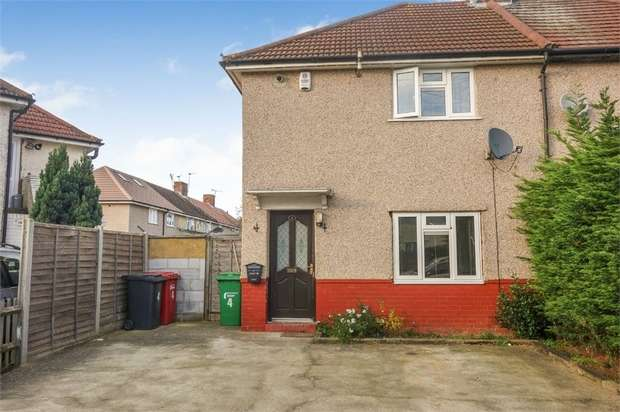 3 Bedrooms Semi Detached House for sale in Court Crescent, Slough, Berkshire