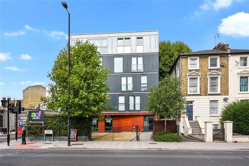 2 Bedrooms Flat for sale in Camden Road, London, N7
