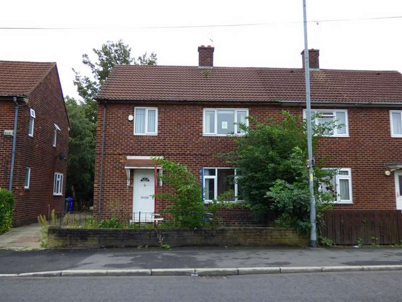 3 Bedrooms Semi Detached House for sale in Yew Tree Road, Fallowfield, Manchester, M14