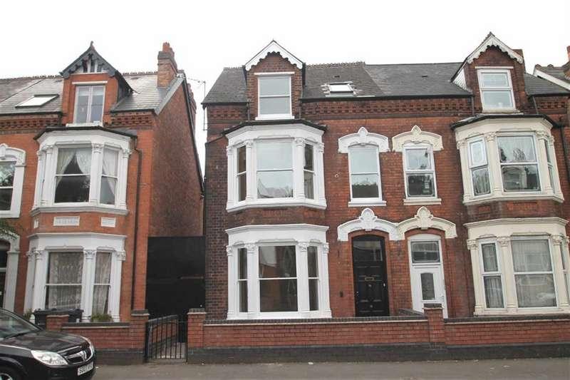 5 Bedrooms Semi Detached House for sale in Gillott Road, Edgbaston