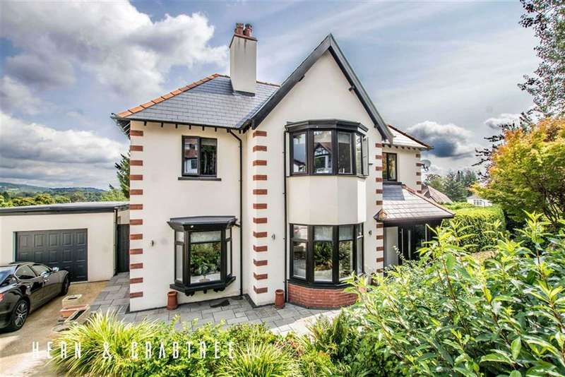 4 Bedrooms Detached House for sale in Windsor Road, Radyr, Cardiff