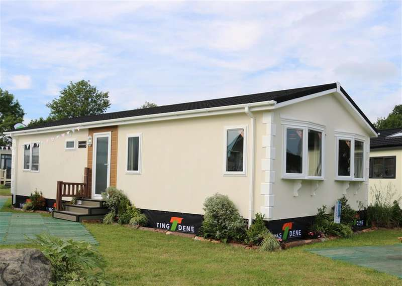2 Bedrooms Park Home Mobile Home for sale in Hawthorn Hill, Hawthorn Hill, Dogdyke, LN4 4XA