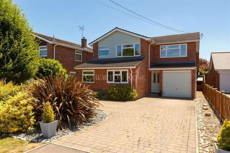 4 Bedrooms Detached House for sale in Langenhoe