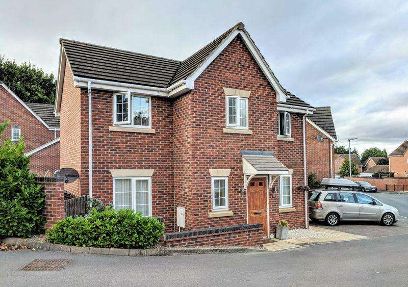 3 Bedrooms Detached House for sale in Upper Field Close, Hereford