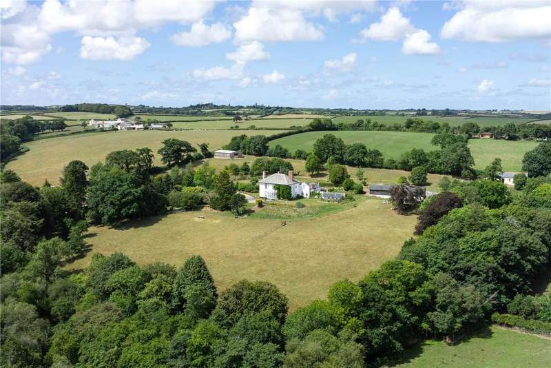 8 Bedrooms House for sale in Boyton, Launceston, Cornwall, PL15