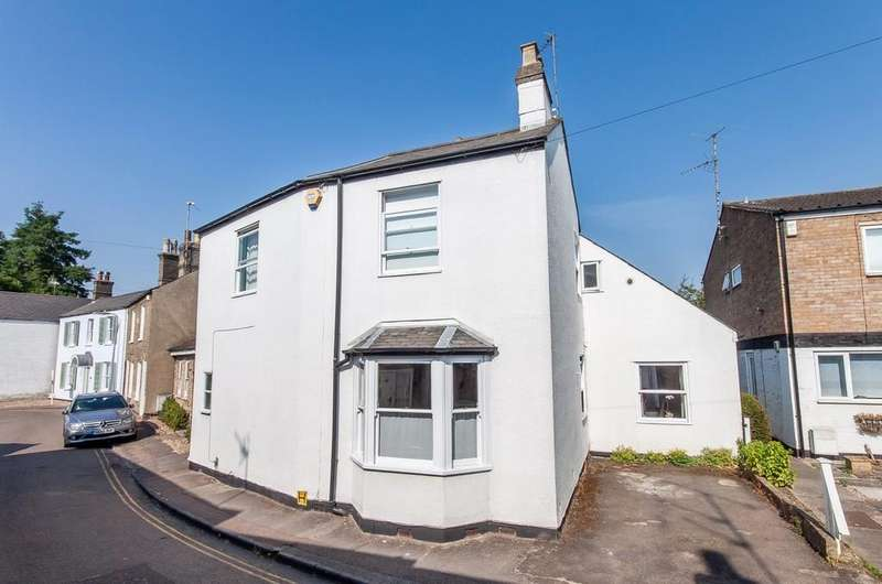 4 Bedrooms Detached House for sale in Springfield Road, Cambridge