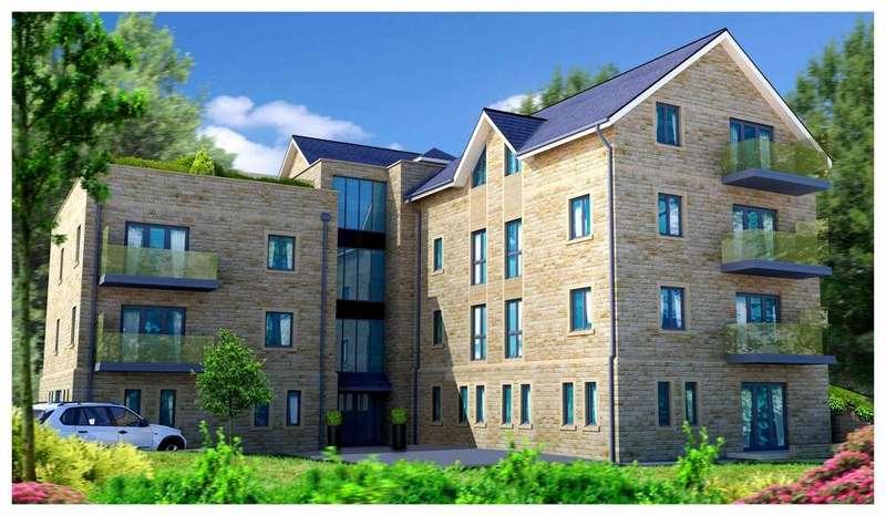 3 Bedrooms Apartment Flat for sale in Ridgemount, Ivy Park Road, Ranmoor