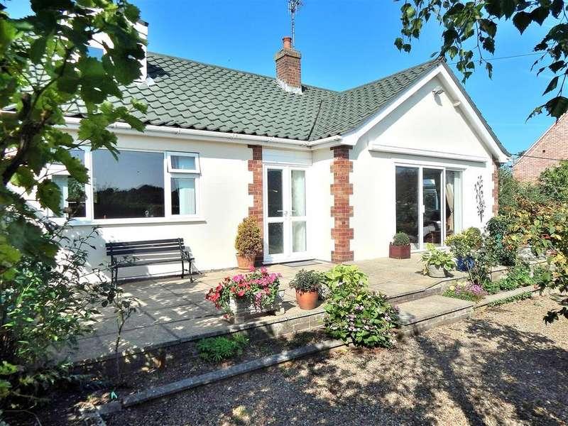 3 Bedrooms Detached Bungalow for sale in Heacham Road, Sedgeford, Hunstanton