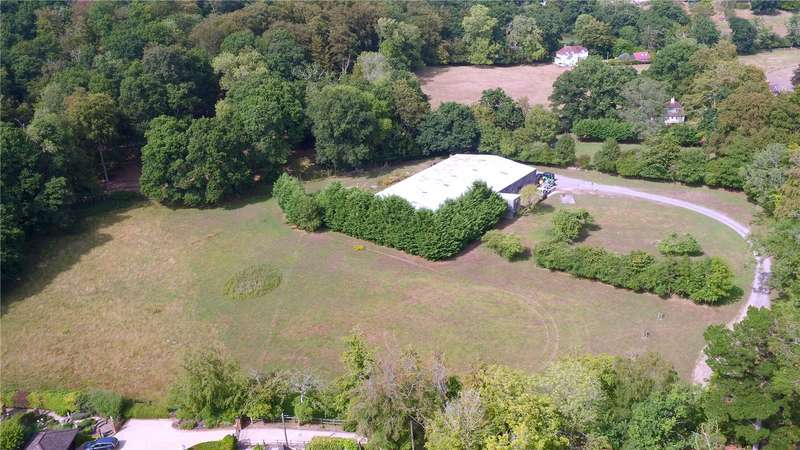 2 Bedrooms Equestrian Facility Character Property for sale in Honey Lane, Burley, Hampshire, BH24
