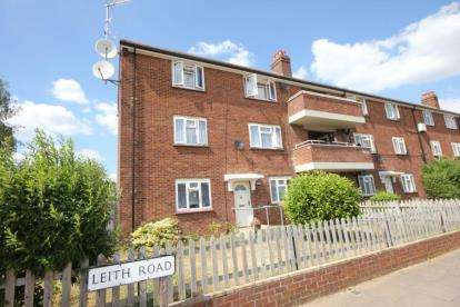 2 Bedrooms Flat for sale in Leith Road, Bedford, Bedfordshire