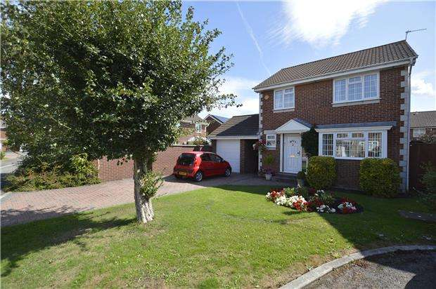 4 Bedrooms Detached House for sale in Crows Grove, Bradley Stoke, BRISTOL, BS32 0DA