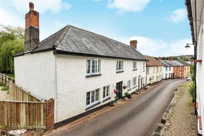 5 Bedrooms Semi Detached House for sale in Hen Street, Bradninch, Exeter, Devon, EX5