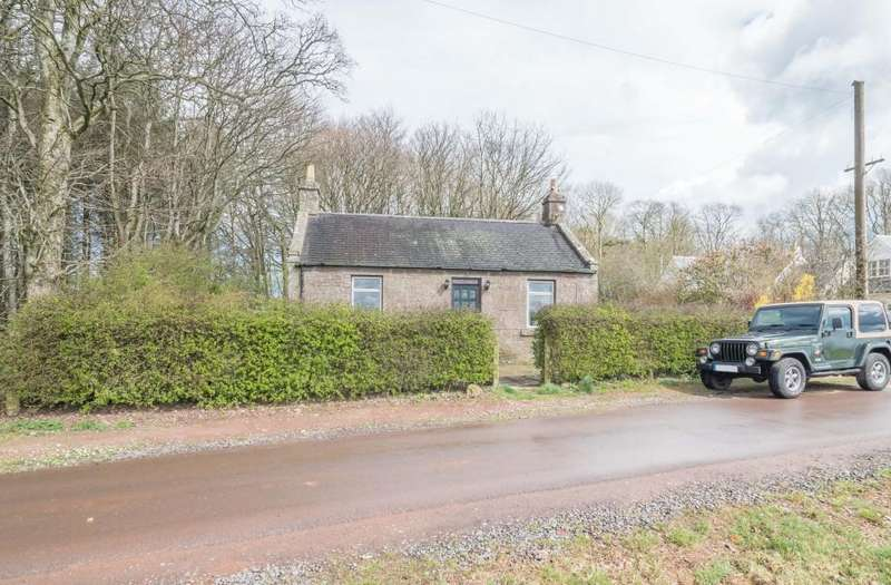 2 Bedrooms Detached House for sale in Nether Tulloch Cottage, Laurencekirk