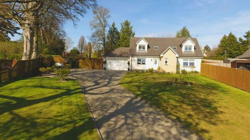 4 Bedrooms Detached House for sale in Bearehill Brae, Brechin