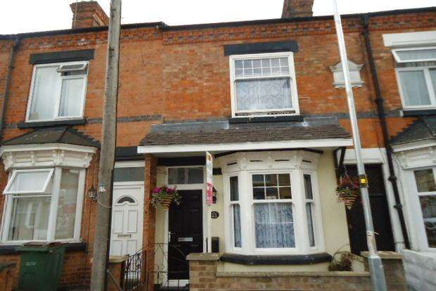 2 Bedrooms Terraced House for sale in Healey Street, South Wigston, Leicester, LE18